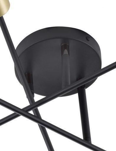 Schwarze-Deckenlampe-im-Industrie-Design-1639ZW-2