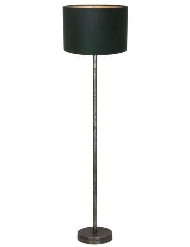 Schwarze Design Stehleuchte-9299ZW