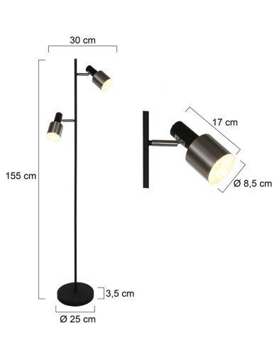 Schwarze-Metallstandleuchte-1702ZW-7