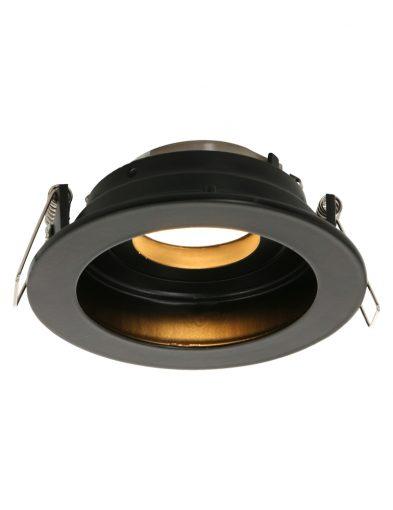 Schwarze-Spot-aus-Stahl-1732ZW-1