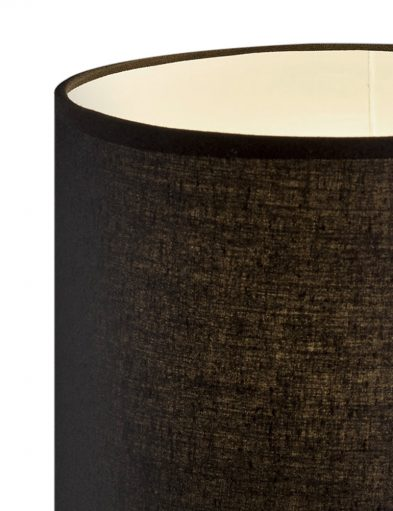 Schwarze-Tischlampe-mit-Grauem-Fuß-1844GR-2