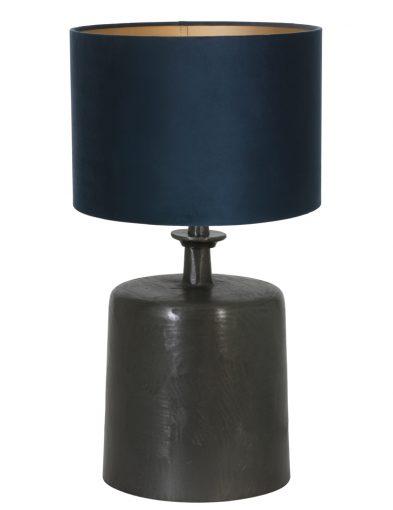 Schwarze Tischleuchte-9264ZW