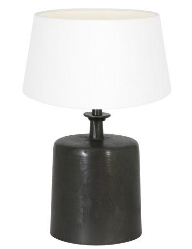 Schwarze Tischleuchte-9265ZW