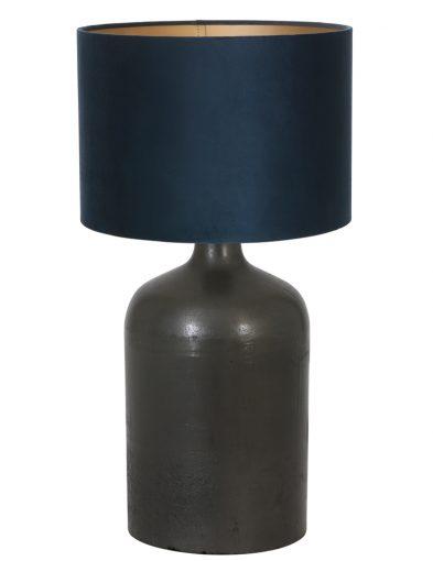 Schwarze Tischleuchte-9275ZW