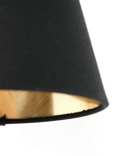 Schwarze-Wandleuchte-mit-Goldener-Innenseite-1655ZW-5