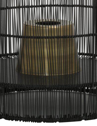 Schwarze-runde-Tischleuchte-Draht-1935ZW-2