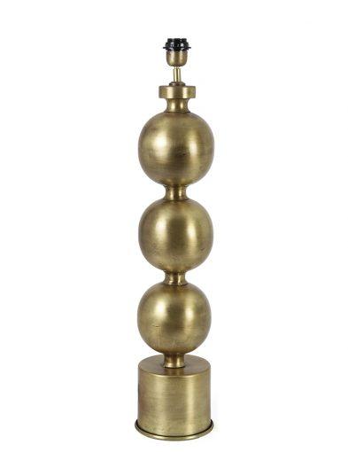 Sphärischer Goldlampensockel-1956GO