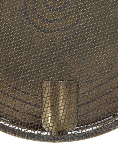 Spiral-Wandleuchte-Antik-Bronze-1746BR-2