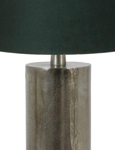 Stabförmig-Tischleuchte-mit-Grüne-Schirm-9296ZW-1