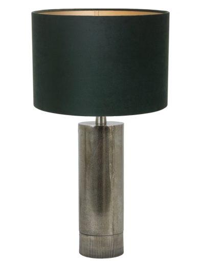 Stabförmig Tischleuchte mit Grüne Schirm-9296ZW