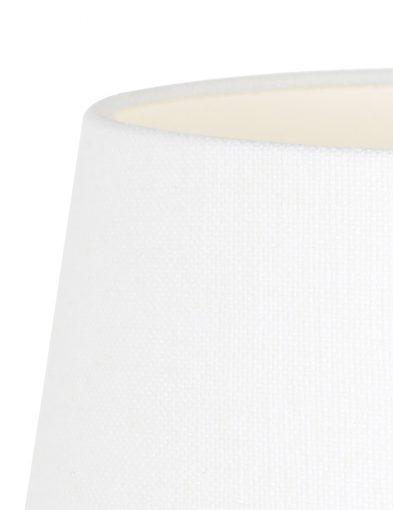 Stabförmig-Tischleuchte-mit-Weiße-Schirm-9298ZW-2