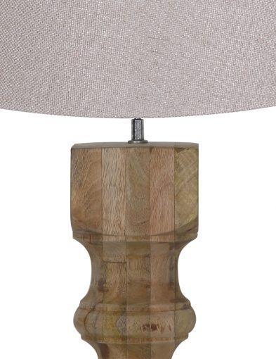 Standleuchte-aus-Holz-mit-Graue-Lampenschirm-9182BE-1