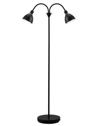 Standleuchte schwarz design-2355ZW