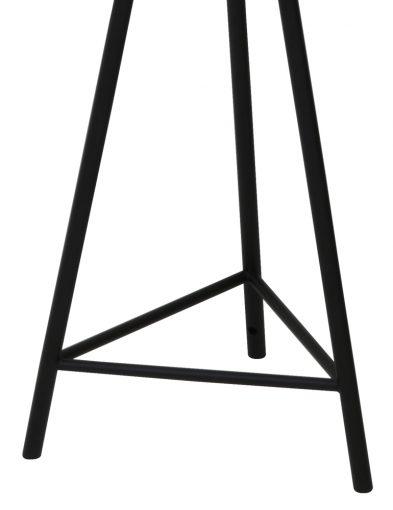 Stativ-Stehlampe-mit-Käfigschirm-Schwarz-2087ZW-3