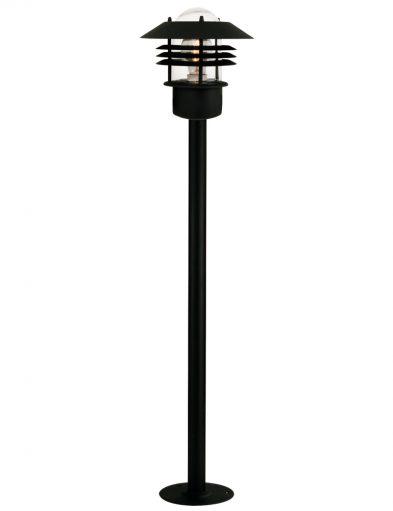 Stehlampe außen retro-2396ZW