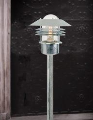 Stehlampe-außen-retro-stahl-2397ST-1