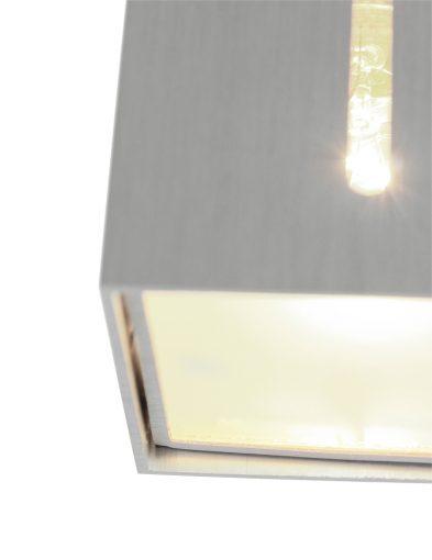 Stilvolle-Wandleuchte-LED-Stahlfarben-1463ST-2
