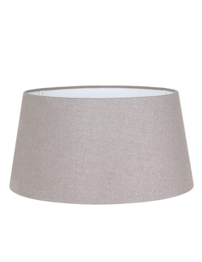 Taupe lampenschirm-K1119LS