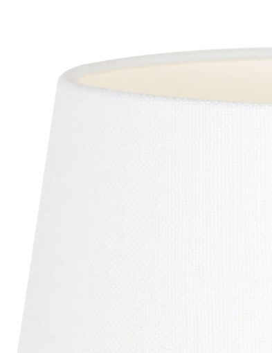Tischlampe-aus-Metall-mit-Weiße-schirm-9289ZW-2