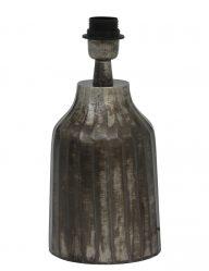Tischleuchte metall schwarz-2073ZW