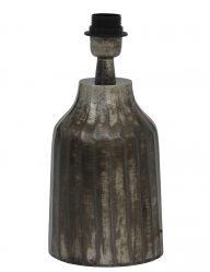 Tischleuchte metall schwarz-2076ZW