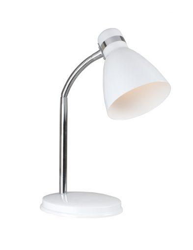 Tischleuchte weiß modern-2167W
