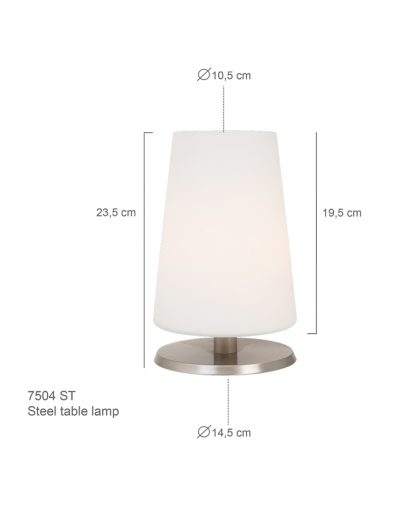 Touch-Lampe-Stahl-7504ST-5