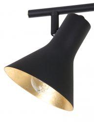 Trendige-Deckenleuchte-Schwarz-Gold-1630ZW-1