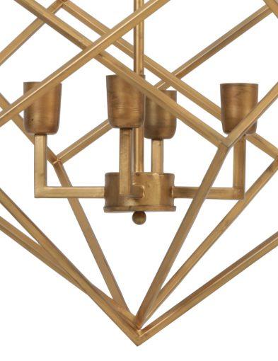 Trendige-Multi-Light-Hängelampe-aus-Gold-2031GO-3