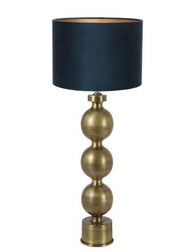 Vergoldete Standleuchte-9173GO
