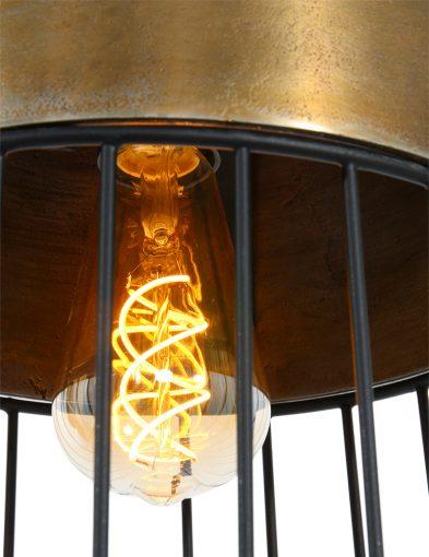 Verspielte-Käfiglampe-Bronze-1542BR-1