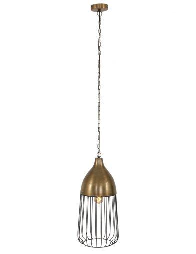 Verspielte-Käfiglampe-Bronze-1542BR-5
