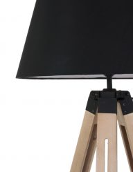Verstellbare-Stehleuchte-aus-Holz-Schwarz-1558BE-1