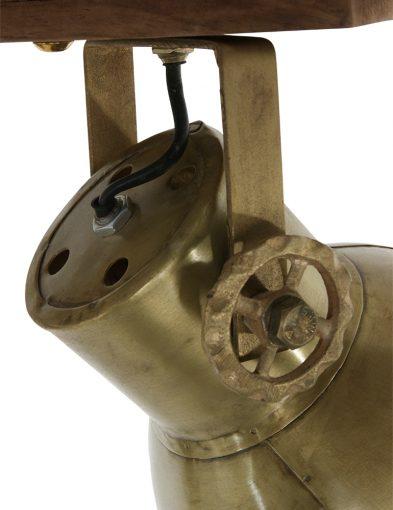 Vintage-3-flammige-Lampe-1380BR-3