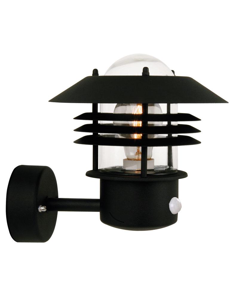 Extrem Wand außenlampe mit bewegungsmelder Nordlux Vejers Sensor CJ91