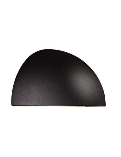 Wandlampe außen halbe kugel-2335ZW