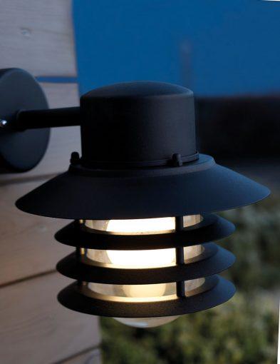 Wandlampe-außen-retro-schwarz-2399ZW-1