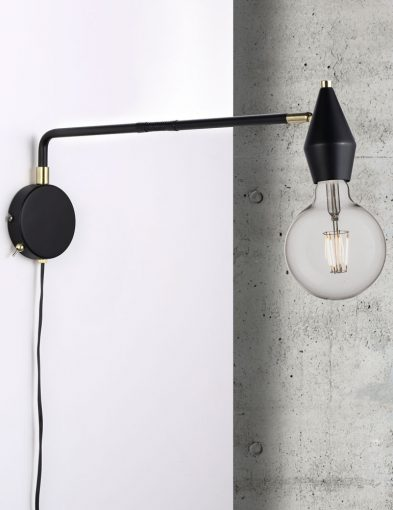 Wandlampe-industrial-style-2408ZW-1