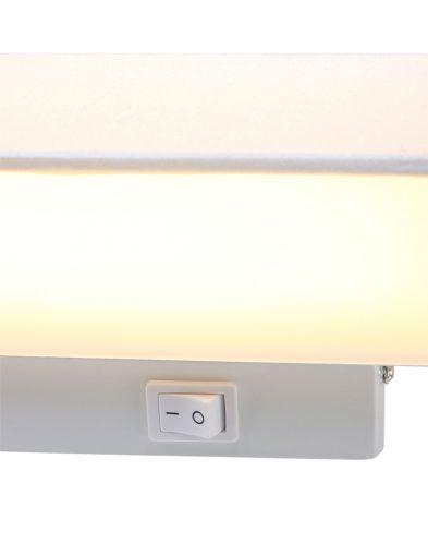 Wandleuchte-aus-Stoff-Weiß-1601W-1