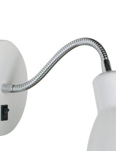 Wandleuchte-flexarm-weiß-2165W-5