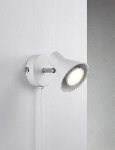 Wandleuchte-modern-weiß-2182W-1