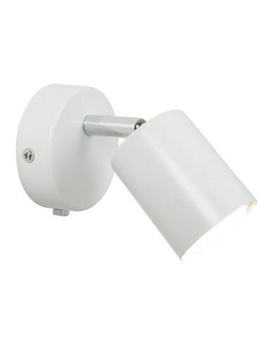 Wandleuchte modern weiß-2198W