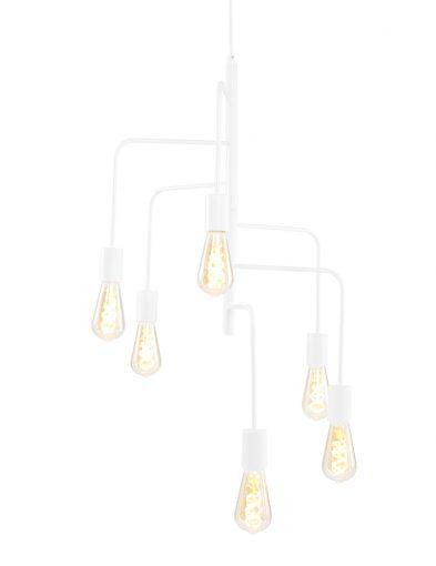 Weiße Design Hängeleuchte-1681W