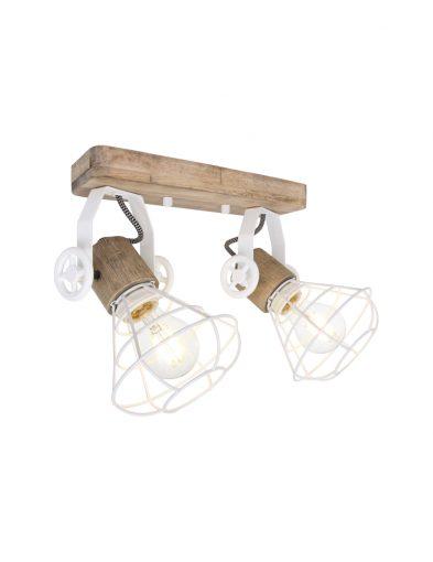 Weiße Spot-Deckenlampe-1579W