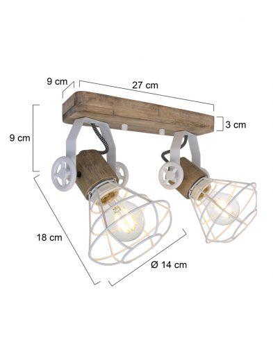 Weiße-Spot-Deckenlampe-1579W-4