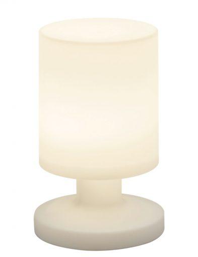 Weiße Tischlampe für für den Innen- und Außenbereich-1867W