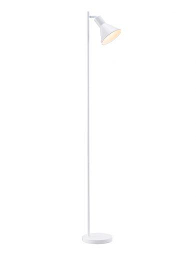 Weiße stehlampe modern-2190W