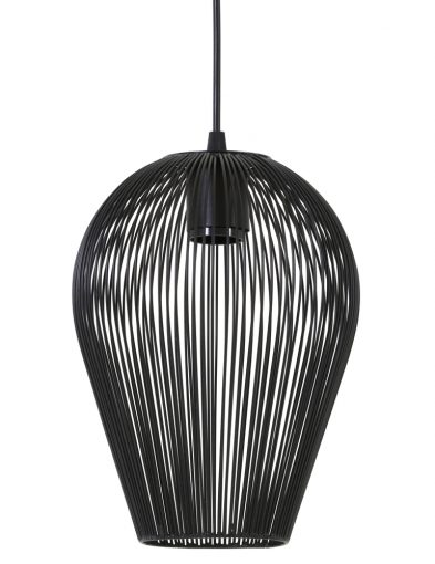 Wohnzimmerlampe-mit-Schwarzer-Drahtlampe-1740ZW-1
