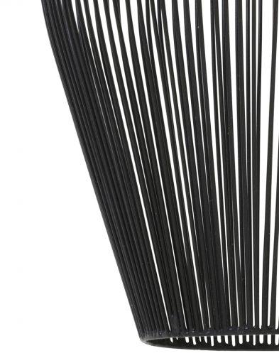 Wohnzimmerlampe-mit-Schwarzer-Drahtlampe-1740ZW-2