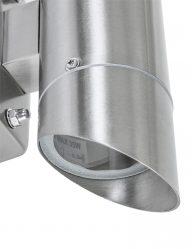 aussen-wandleuchte-stahl-opalglas-spritzwasserdicht-8579st-1